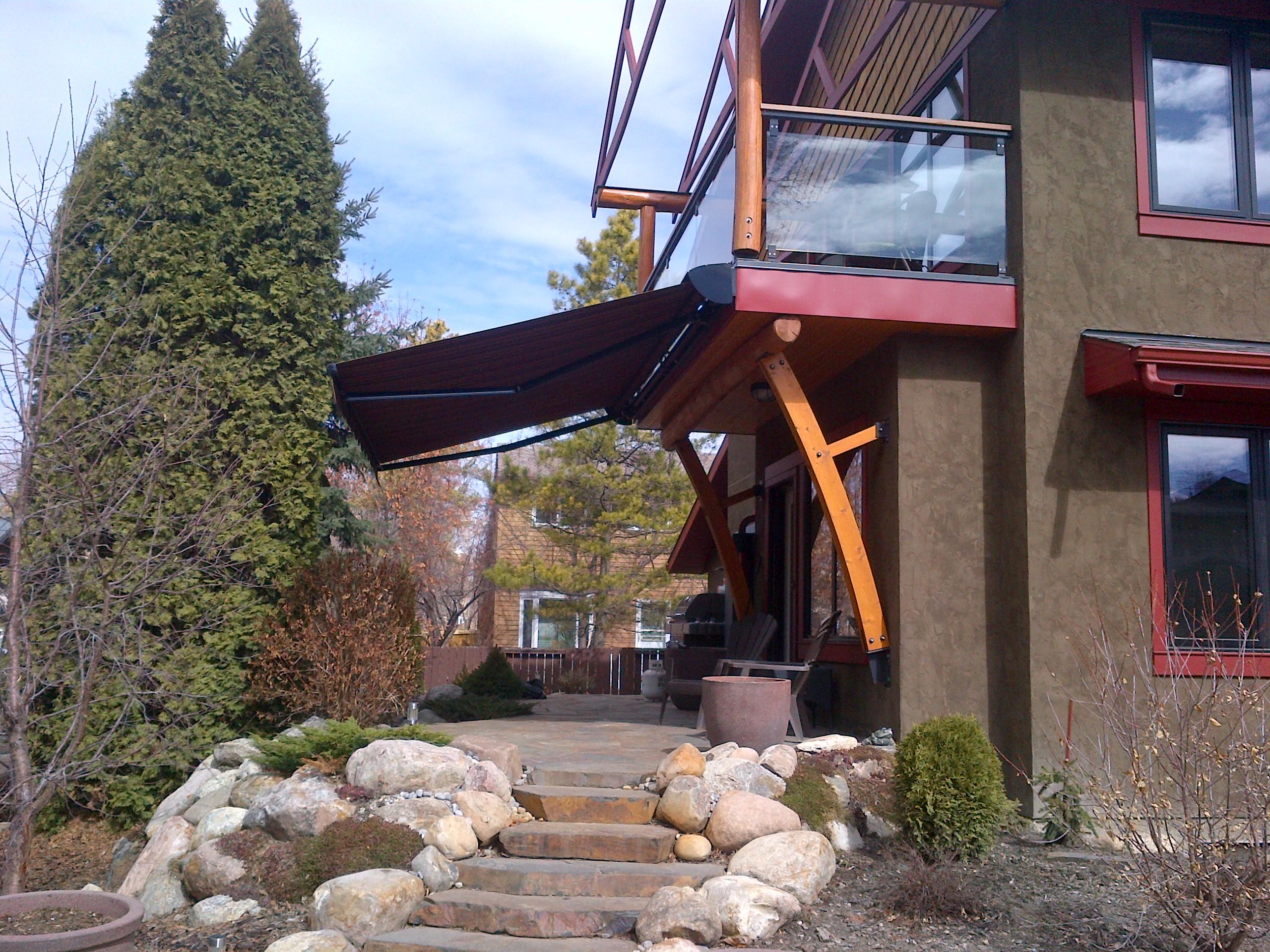 Window Coverings Edmonton | Residential Awnings | Edmonton ...