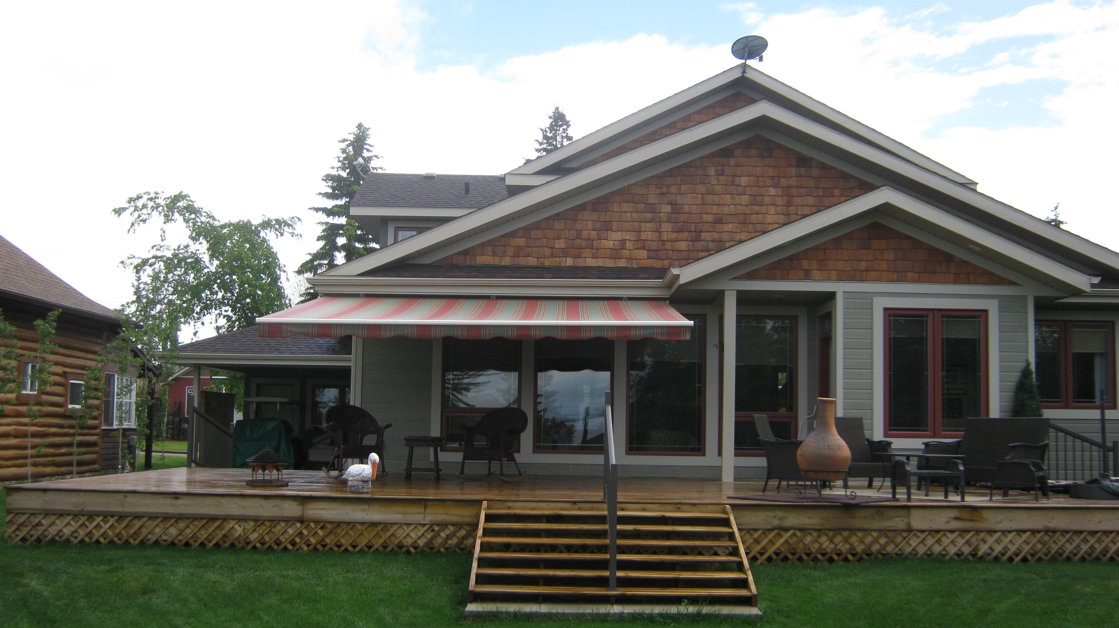 Residential Edmonton Tent Amp Awning